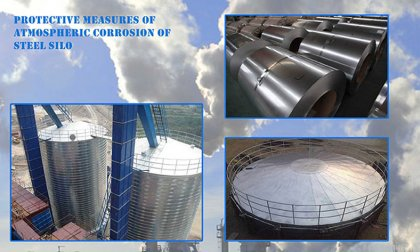 What you should pay attention during the use of cement steel silo?