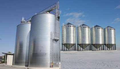 Flat Bottom Silo VS Hopper Bottom Silo