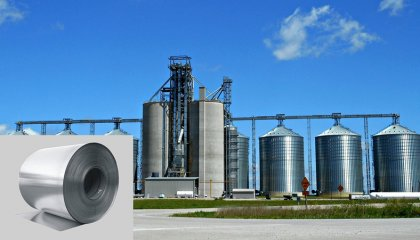 Advantages of Flyer galvanized steel silos