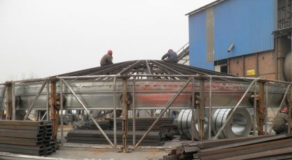 A guidance of how to choose a steel storage silo