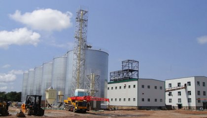How to determine the tonnage silo for grain storage?