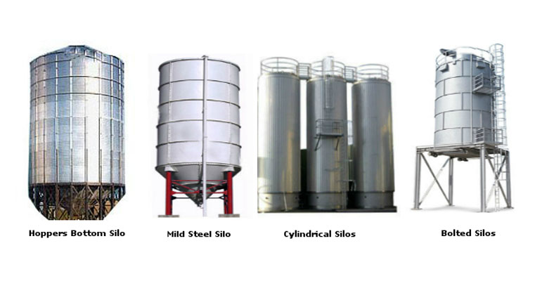 different types of silo