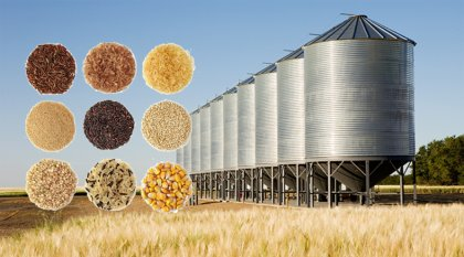 Why do we choose spiral silos for grain storage system?